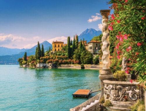 Italy's Gorgeous Lakes