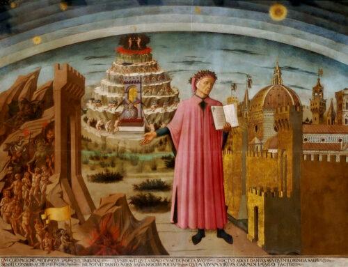 "Celebrating Dante, ""Father of the Italian Language"""