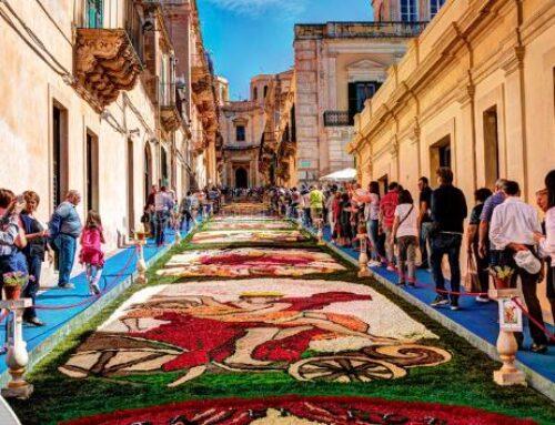 Italy'sInfiorate:Ephemeral floralmasterpieces